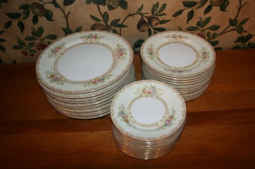 34-VINTAGE STS KONGO CHINA MADE IN JAPAN ART DECO