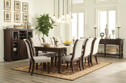 Ashley Porter 9 Piece Table Set Furniture