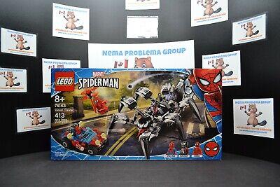 LEGO Spider-Man's Spider Crawler Super Heroes (76114)