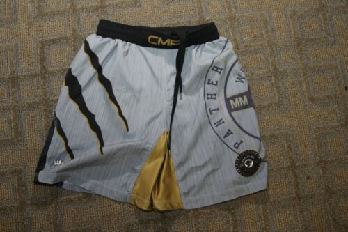 CMP Panther Team gear Wrestling Club Mens S Training shorts gear Small