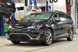 2018 Chrysler Pacifica LIMITED * HITCH * ENS SECURITE * TOIT PAN