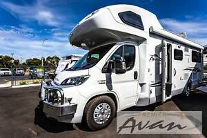 2018 A'van Ovation M6 Automatic Bassendean Bassendean Area Preview