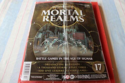 Games Workshop Warhammer Mortal Realms Issue 17 Dreadscythe Harridans BNIB New