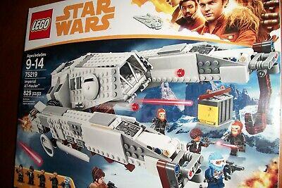 Lego STAR WARS #75219 Imperial AT-Hauler Building Set