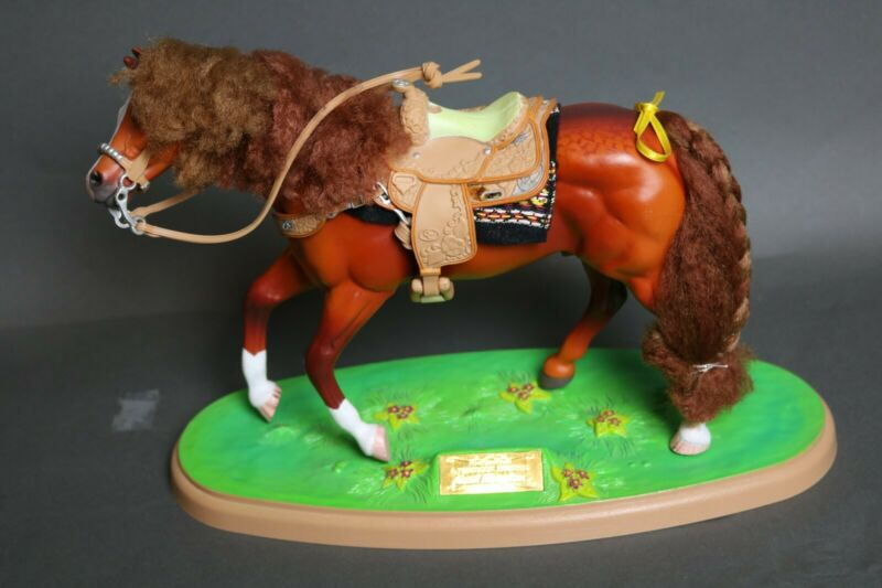 Empire 1997 Grand Champions Collector Edition Quarter Horse Figure