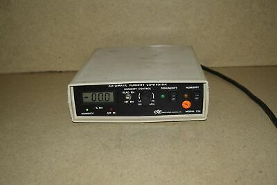 Electro-tech Systems Inc Automatic Humidity Controller Model 514