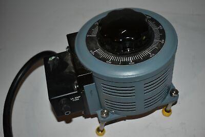 Powerstat Variable Autotransformer 3pn126 - Ks18