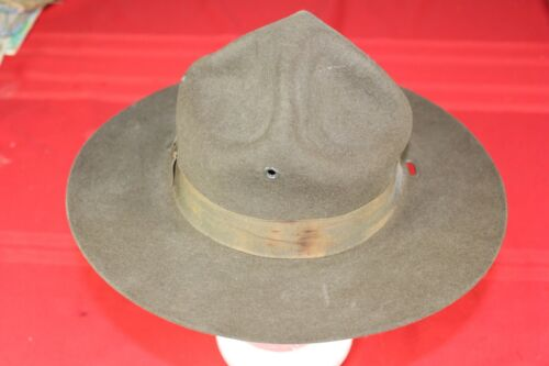 WWI US Doughboy M1911 Campaign Hat
