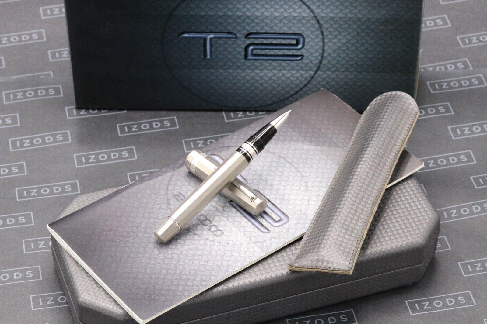 Omas T2 Titanium Rollerball Pen