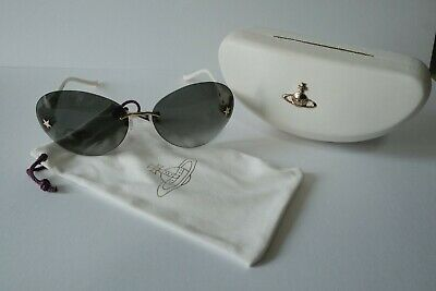 Viviennewestwood Rimless Woman Sunglesses  Made in ITALY ( VW556602)