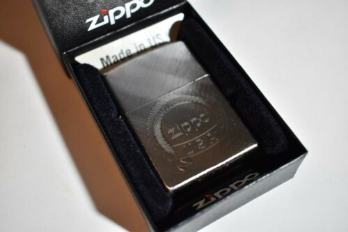 Vintage Zippo Lighter Collectible Made In U.S.A-Bradford Made In U.S.A