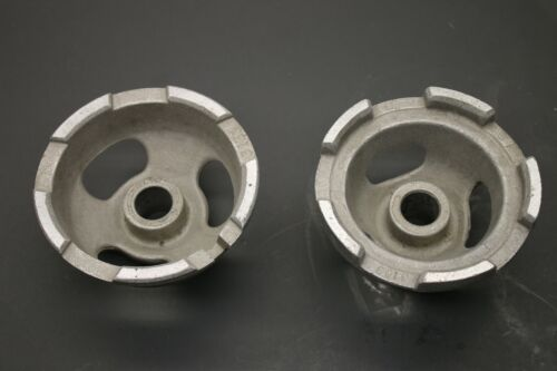 """AMMCO 3109 / 3123 Hubless Adapter Centering Cone Set for Brake Lathe w/ 1"""" Arbor"""
