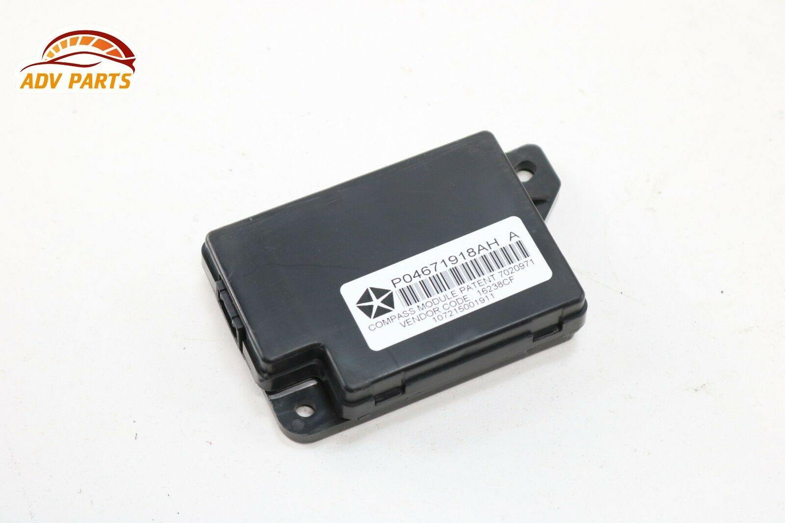 Used 2015 Jeep Wrangler Computers And Cruise Control Parts For Sale Jk Computer 2011 4x4 Driver Assist Compass Module Oem