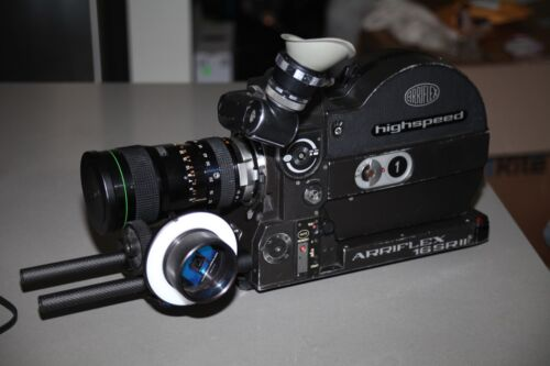 Arriflex sr2 - Super 16mm - full package - ready to shoot - DP owned. never rent
