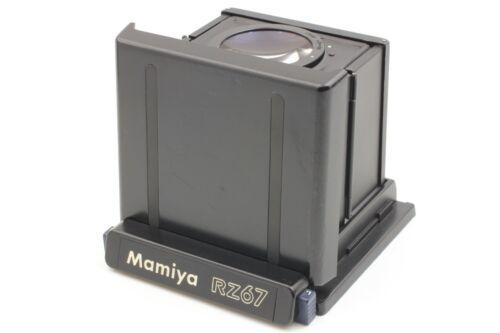 * EXC+5 * Mamiya RZ67 Waist Level Finder For RZ67 Pro II IID From JAPAN