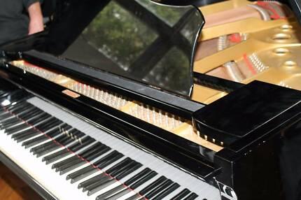 PIANO Tutor/Accompanist/Performer