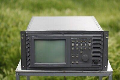 Tektronix Vm700t Video Measurement