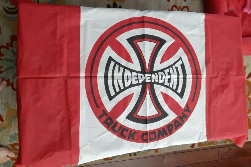 """Independent Trucks Skateboard Banner LARGE 36"""" x 62"""""""
