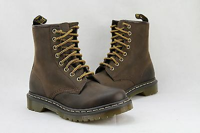 Dr Martens Sizing (Dr. Martens Women's 1460 Work Boots Burnished Wyoming R16164201 Sizes: 5 -)