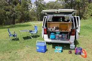 2000 Campervan/fully new equipped/5months Rego Sydney City Inner Sydney Preview