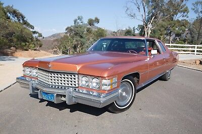 Image 12 of 1974 Cadillac DeVille…