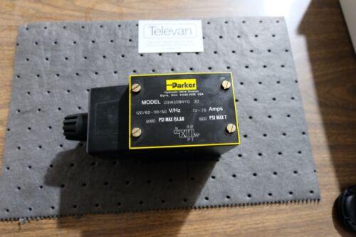 Parker D3W20BNYC30  120 V / 60 cyc NEW