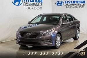 Hyundai Sonata GL + CAM. RECUL + BLUETOOTH + JAMAIS ACCIDENTÉ +