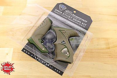 Dye DM14 Grip Kit - Earth - NEW - FREE Shipping!