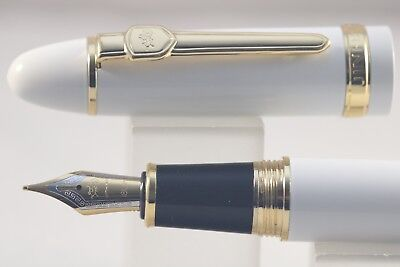 New Jinhao No 159 Black Lacquered Rollerball Pen with Gold Plated Trim