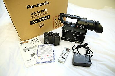 Panasonic AG-AF100 Video Camera/Camcorder in Great Condition (Micro Four Third)