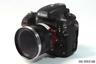 Nikon D800E 36.3MP DSLR Digital Camera - w/ Zeiss Makro-Planar 50mm f2 ZF.2 Lens