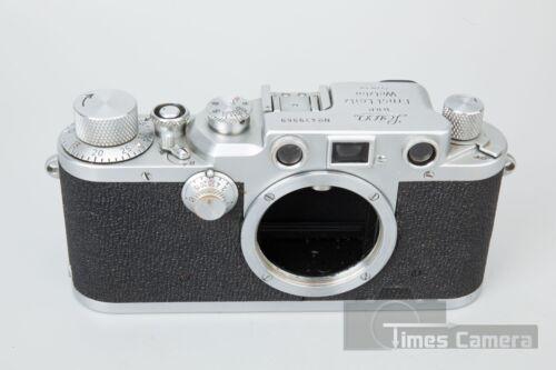 Leica III c D.R.P Ernst Leitz Wetzlar Camera