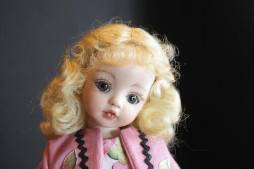 """Mini Mohair """"Alicia"""" Wig Sizes 1.75,2.5, 3.0, 4.0, 4.5"""