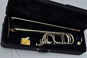 Bass Trombone - Double rotary valves Darling Point Eastern Suburbs Preview