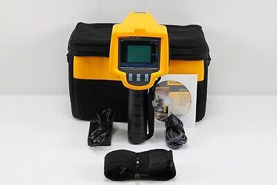 Fluke Ti10 9hz 160 X 120 Infrared Thermal Imaging Camera Ir Imager