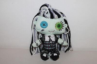 Monster High Frankie Puppe Stoffpuppe Plüsch Schmusepuppe 25cm - Monster High Plüsch