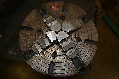 12 Southbend 4 Jaw Cam Lock Lathe Chuck Will Ship Freight See Description