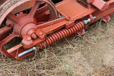 Antique John Deere 40c Dozer Crawler Track Spring Farmerjohnsparts