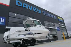 Haines Hunter 675 Offshore Enclosed Pakenham Cardinia Area Preview