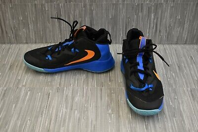 Nike Future Court AJ2615-003 Basketball Shoes, Big Boy's Size 7, Black DAMAGED