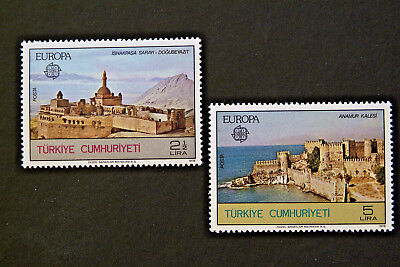 TURKEY 1978 EUROPA SET MNH