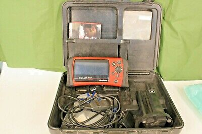 SALE SNAP ON SOLUS PRO SCANNER WITH ALL CONNECTORS FREE SHIPPING