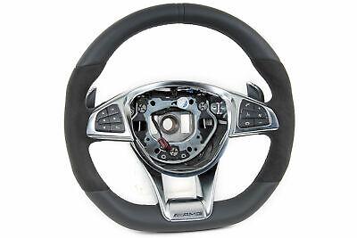 Mercedes-Benz AMG Performance Alcantara Lenkrad GLE GLS W166 X166 GLE COUPE C292