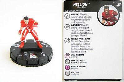 Heroclix - #013 Hellion - X-Men Xavier's School