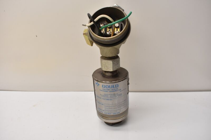 Gould Factory Sealed Pressure Transmitter PA3000-500