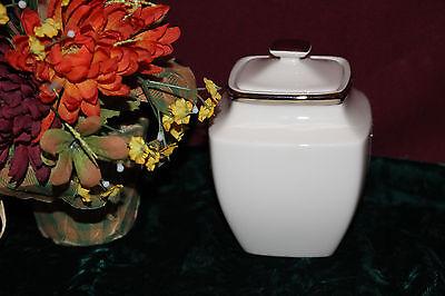Lenox Solitaire Sugar Bowl Square NEW USA 6251870 1stQ Free Shipping  Square Sugar Bowl