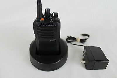 Vertex Evx-531-d0-5 Vhf 134-174 Mhz 32 Ch 5w Everge Digital Radio