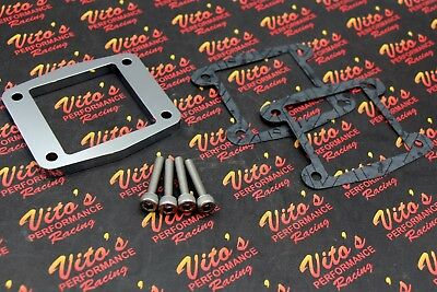 REED SPACER & allen head hardware & gaskets Yamaha Blaster 1988-2006 by VITO's for sale  Macomb