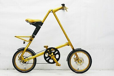 Strida 5.0 Folding Bicycle LIMITED EDITION GOLD COLOR *BRAND NEW*