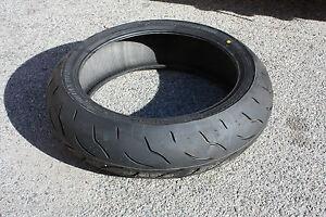 Bridgestone Battlax BT-016 Front Tire 120/70-17 CBR GSXR R1 R6 YZF 600 750 1000